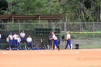 Murray Softball vs Fannin County 08/08